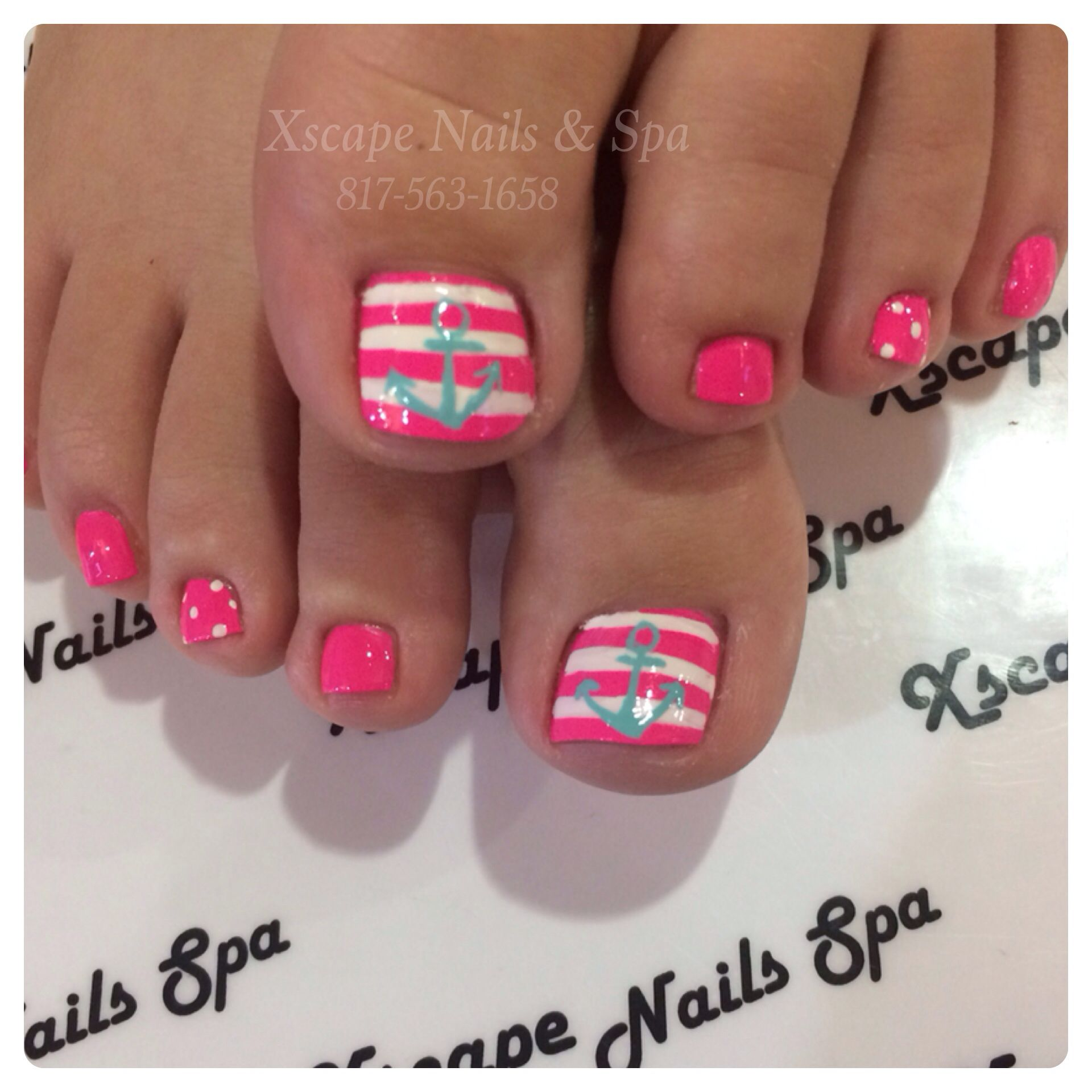 What does your nail shape say about you creative anchor nails what does your nail shape say about you prinsesfo Choice Image