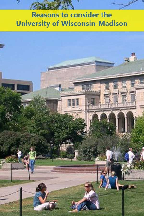 50 50 Profile University Of Wisconsin Madison Finding And Paying