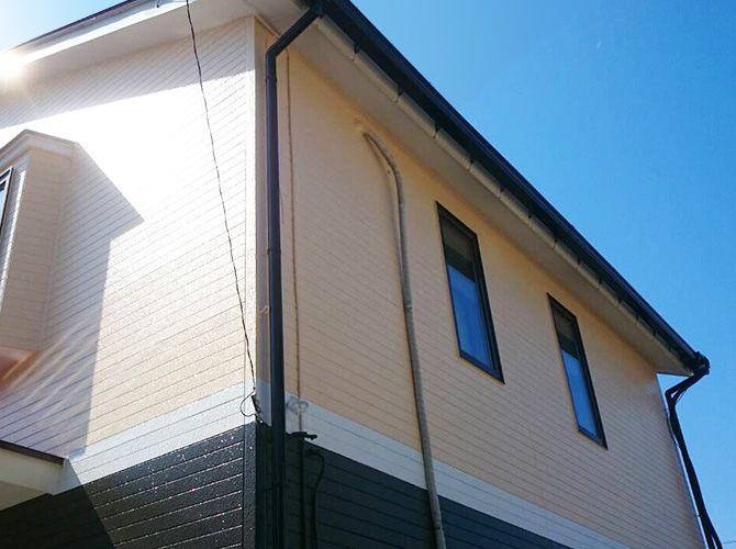 東京都あきる野市の外壁塗装 屋根塗装工事の施工事例 塗装 工事