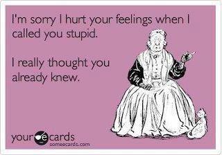 honest!
