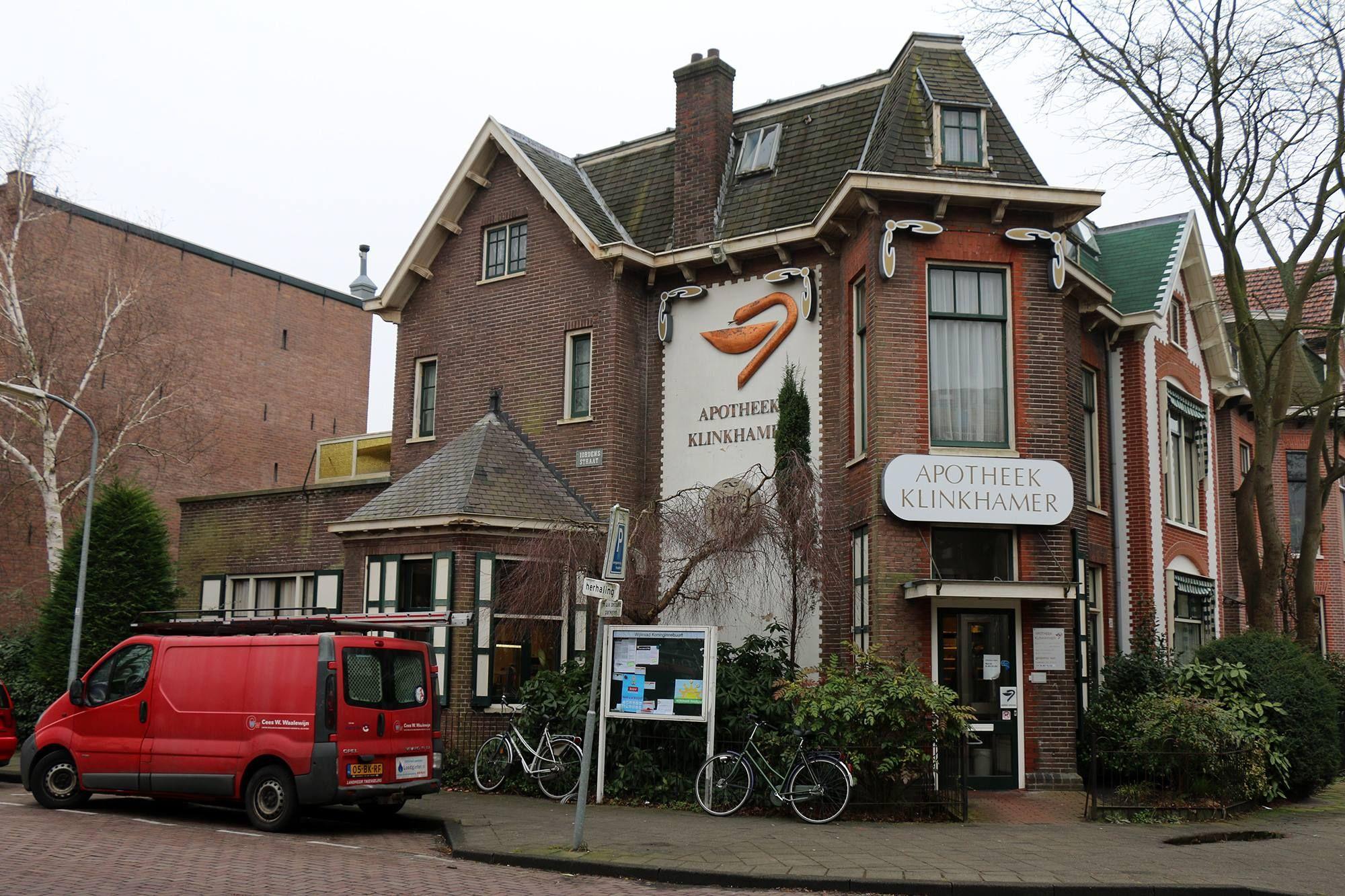 Apotheek Klinkhamer, Haarlem