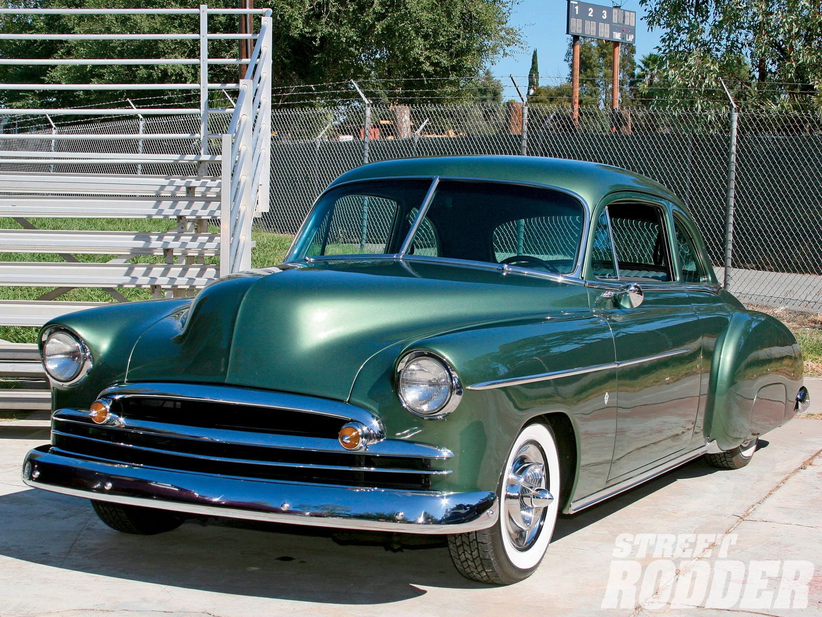 1950 Chevy Styleline Coupe Custom Grandpas Car 51 Chebies Cars 1951 Chevrolet Deluxe Convertible