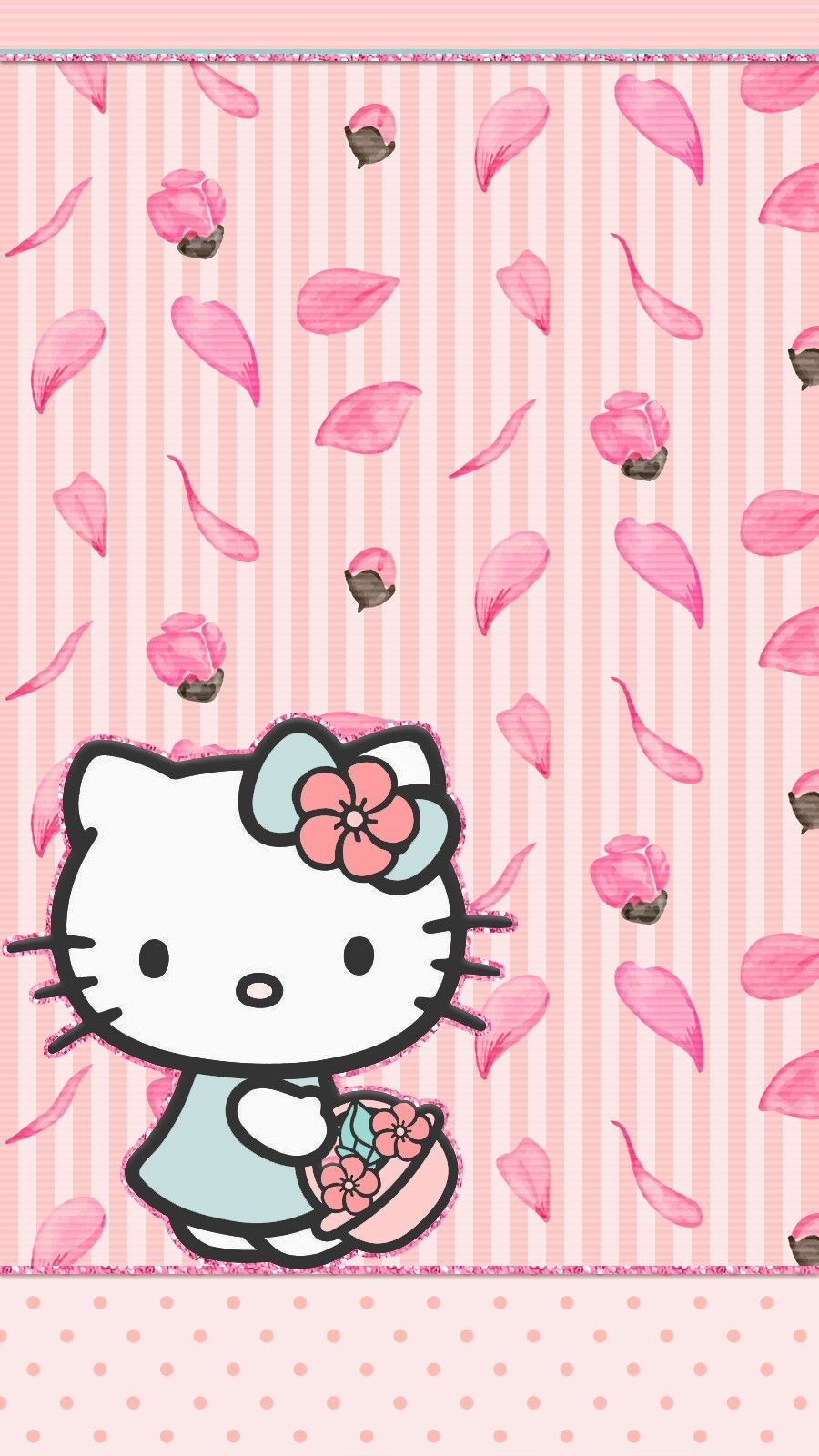 Cherry Blossom Wallpaper Iphone Android Cute Walls By Me