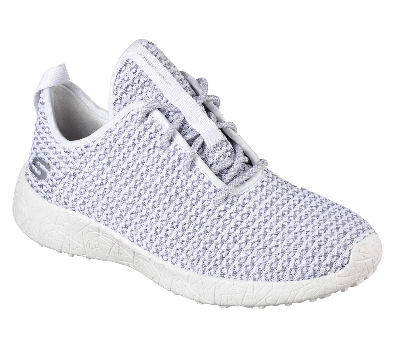 City Scene shoe. Soft woven sporty knit