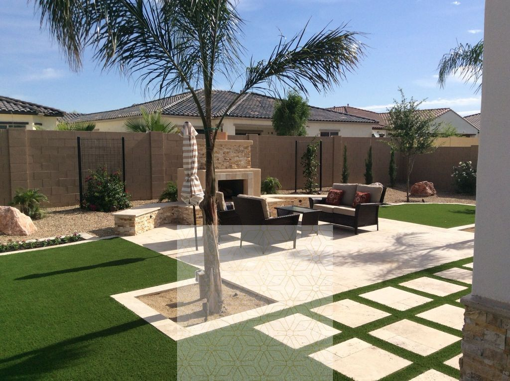 Beautiful Arizona Backyard Landscaping Ideas Desert Backyard