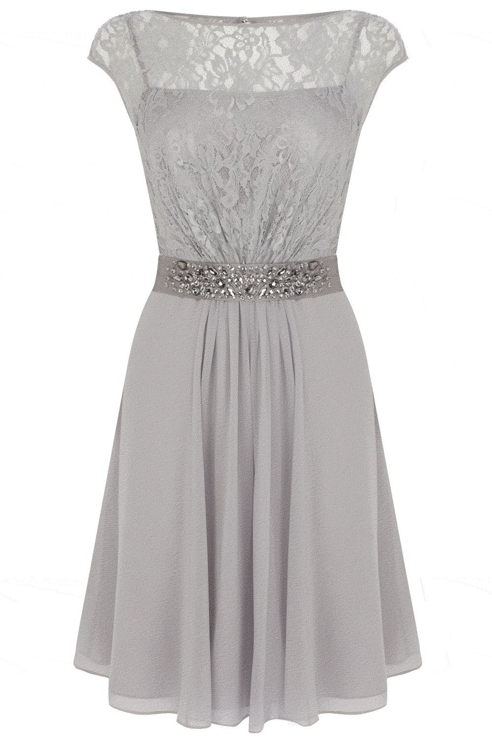 Gray dress for wedding party  Beauty Tips Celebrity Style and Fashion Advice from  Pinterest