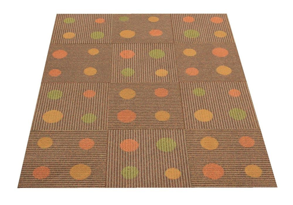 Flor Fiesta Area Rug Tile Kit 6 5 X 5 12 Tiles Of 19 7 X 19 7 Www Icarpetiles Com Rugs On Carpet Area Rugs Carpet Tiles