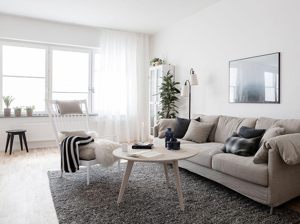 Tips voor een gemakkelijke woonkamer make over