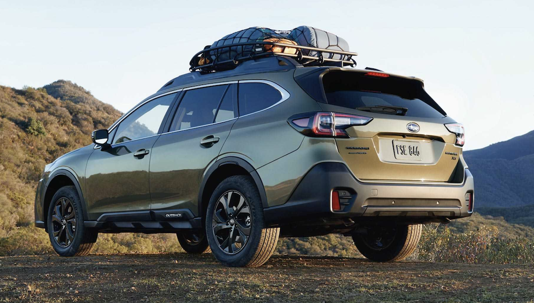 The New Subaru Outback Is Finally Here And Well It S Kinda Different In 2020 Subaru Outback Subaru Subaru Outback Offroad