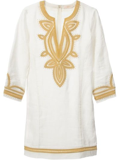 ee8834d2609b Tory Burch  Odelia  Tunic Dress