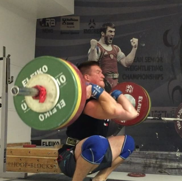9a52b30a115e Understanding the correlation between the clean and front squat maximums  can help Olympic weightlifters better assess and program for successful  lifts.