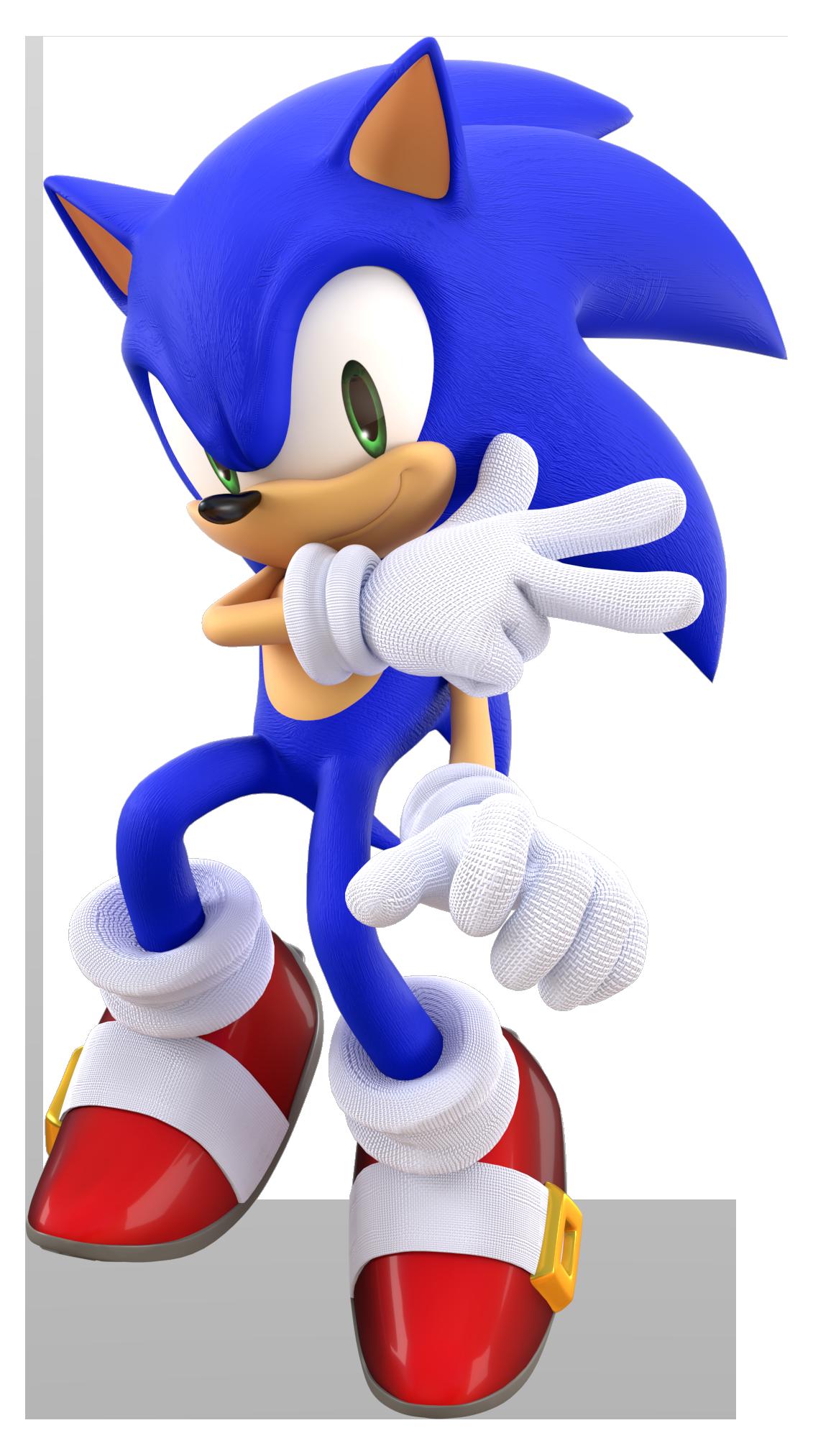 Sonic Advance 3 Sonic Render by TBSF-YT on DeviantArt