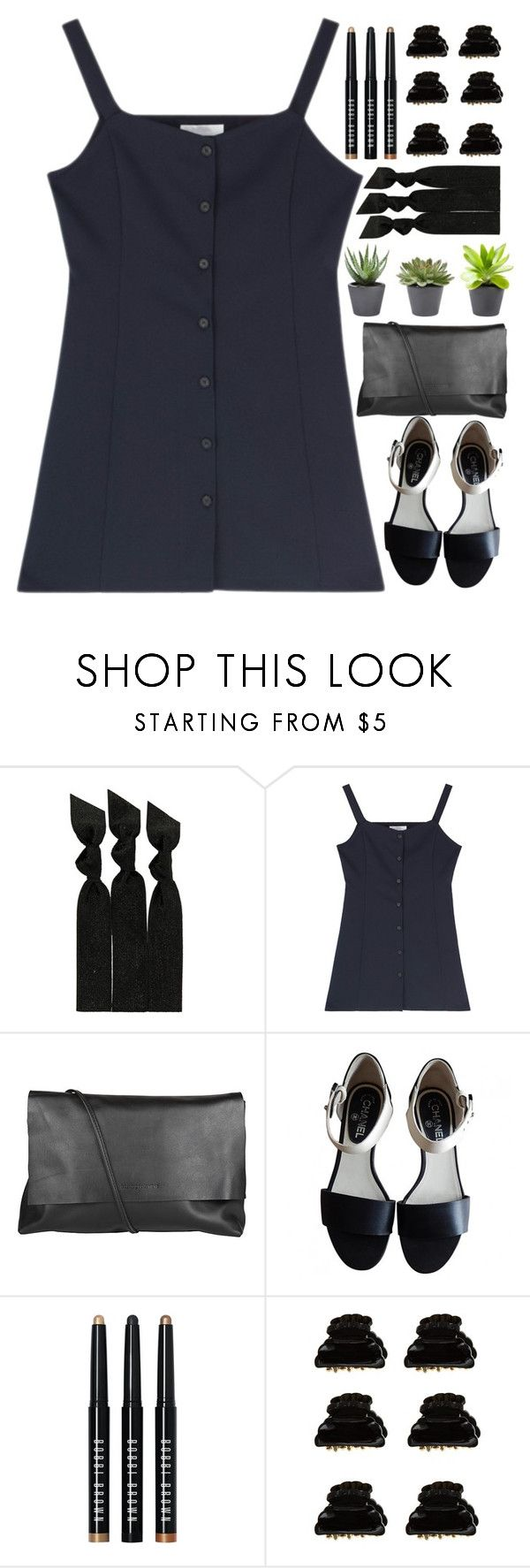 """""""We're setting fire to our insides for fun"""" by annaclaraalvez ❤ liked on Polyvore featuring Emi-Jay, Arlington Milne, Chanel and Bobbi Brown Cosmetics"""