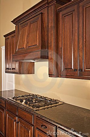 find this pin and more on kitchen ideas - Hood Designs Kitchens