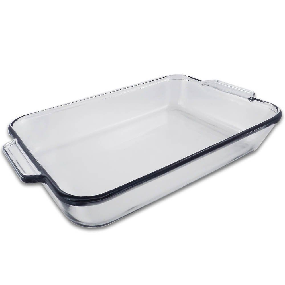 5 Quart Oblong Clear Glass Baking Dish 11 X 15 With Images