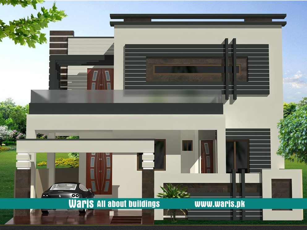 10 Marla 35x65 House Design In Pakistan Latest House Designs Duplex House Design House Front Design