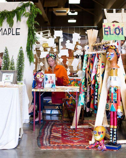 Half Booth Example 5x10 Craft Show Displays Craft Fairs Craft