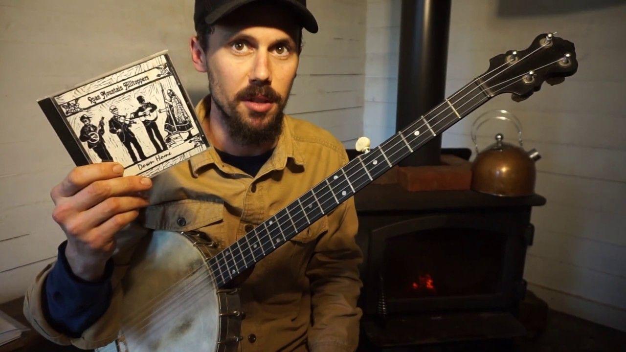 """Basic UpPicking/""""Seeger Style"""" Banjo YouTube Banjo"""