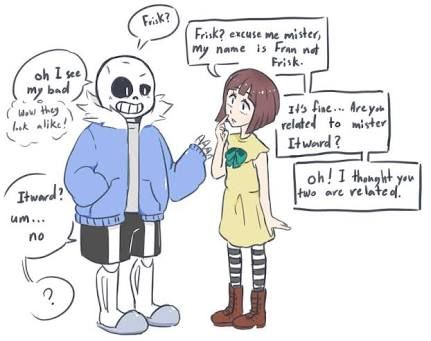 fran bow undertale crossover