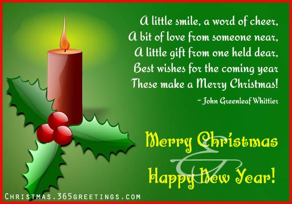 Christmas Card Messages  Christmas Card Messages Messages And