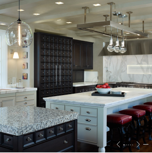 Amazing Black 7 Red Kitchen Design With White & Black Kitchen Best White And Black Kitchens Design Design Inspiration