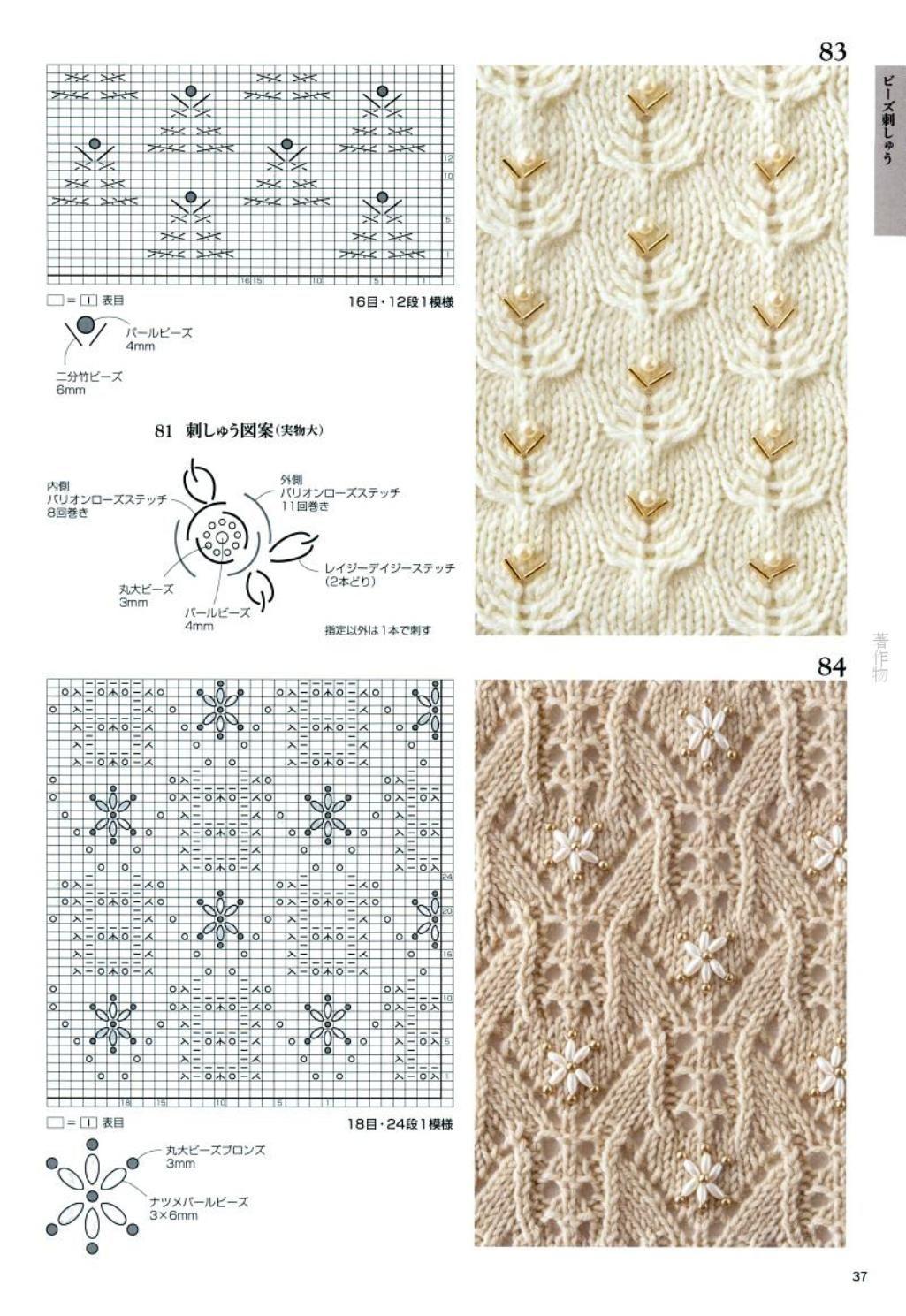 1279 mejores imágenes de Patrones en 2019 | Knits, Knitting needles ...