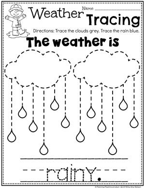 weather activities esl worksheets educacion preescolar trazos preescolar y actividades para. Black Bedroom Furniture Sets. Home Design Ideas