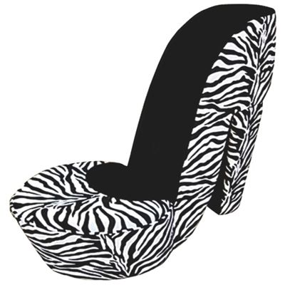 Best Top Line High Heel Chair 96124 Zebra Chairs Best 400 x 300