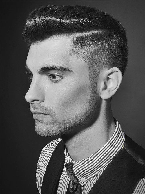 Groovy 1000 Images About Hair On Pinterest Mens Undercut Hairstyle Short Hairstyles Gunalazisus