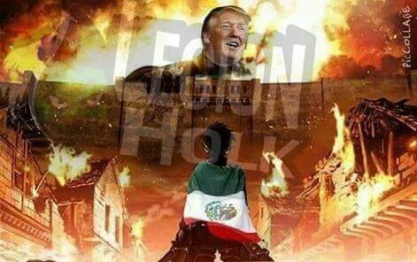 #wattpad #de-todo Aquí habrán memes sobre Donald Trump :v   sacados de Legión Holk.  muy pronto mejor portada :'v