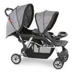 Point Shopping - Carrinho para Bebê Gêmeos Twin 1350 - Galzerano