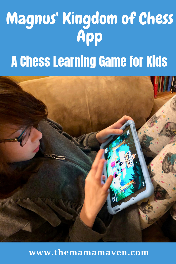 Magnus' Kingdom of Chess App: A Chess Learning Game for Kids