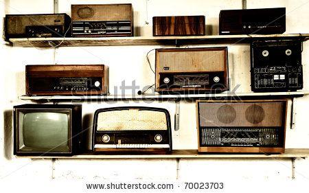 Vintage Radios Retro Radios Vintage Radio Meaning Of Life