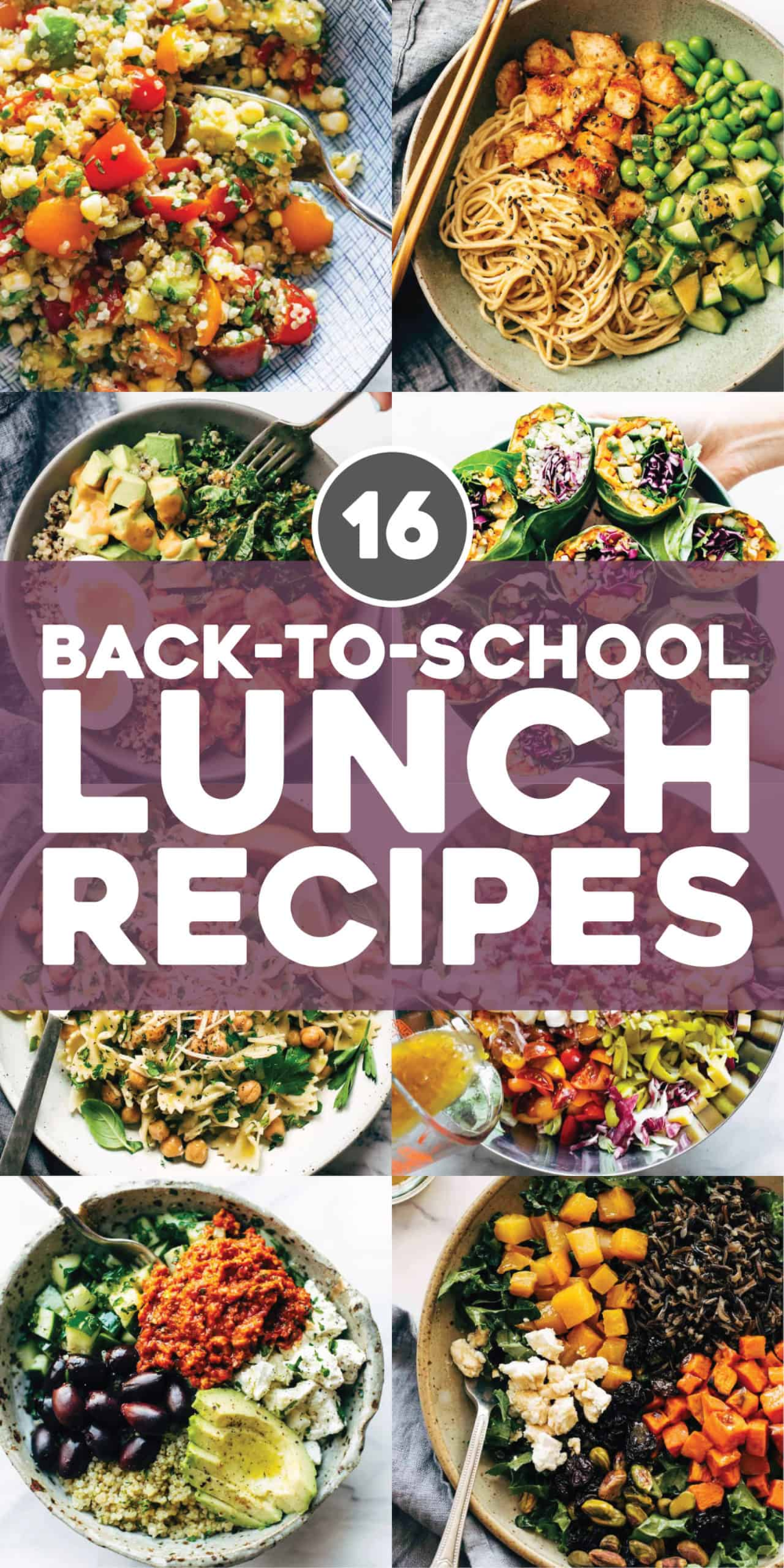 Navigating Lunch Time This Autumn Will Be Pretty Strange So We Put Together A List Of Lunch Recipes That Don T Require Time In A Shared Space To Heat Up And Al In
