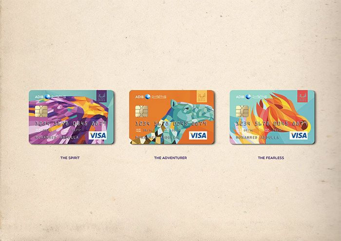 40 Creative And Beautiful Credit Card Designs Hongkiat Credit Card Design Debit Card Design Card Design