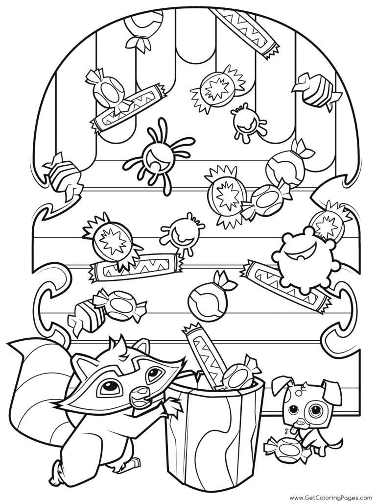 Animal Jam Coloring Pages Animal jam Animal coloring