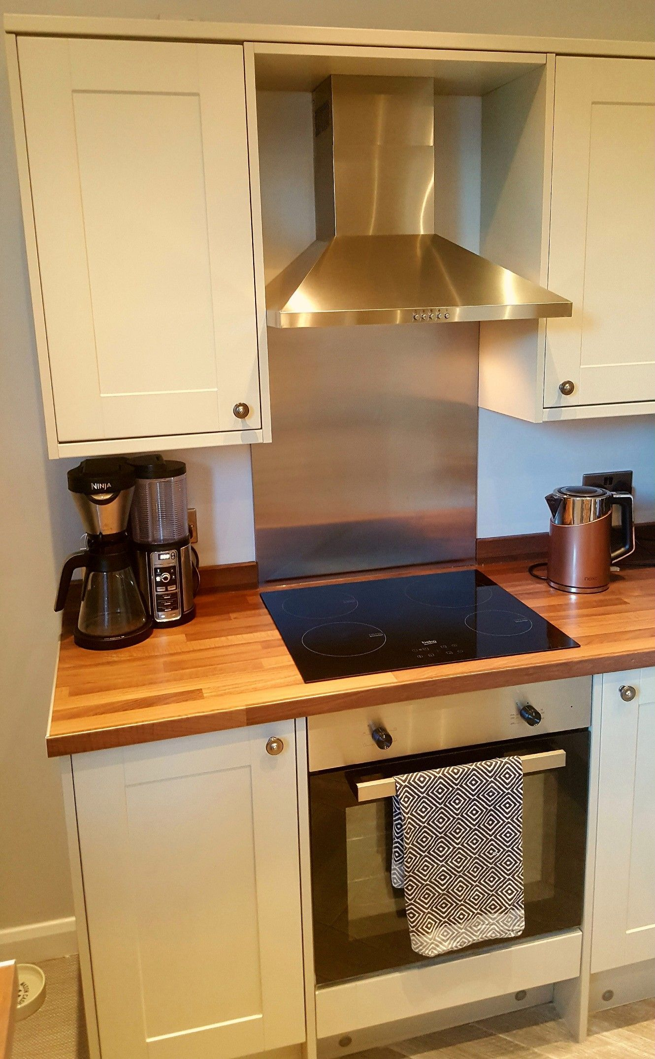 Town house kitchen design styling by My Pretties UK