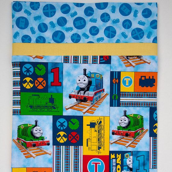 Thomas The Train Pillowcase Unique Thomas The Train And Friends Child's Full Size Pillowcase  Children Design Ideas
