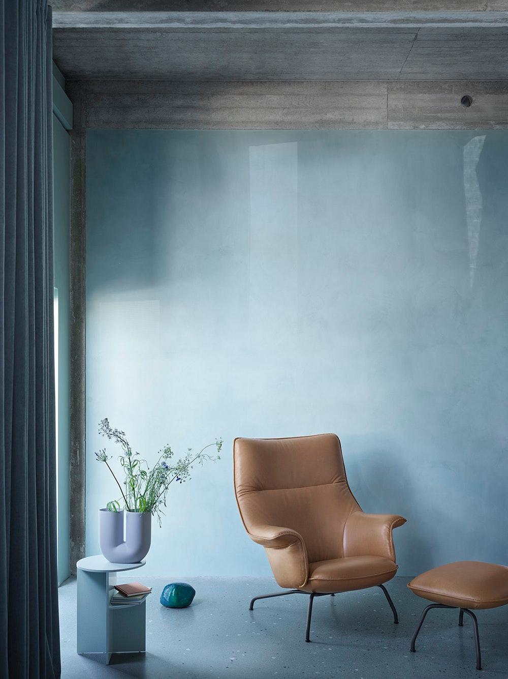 Doze Lounge Chair by Anderssen & Voll – Muuto - ScandinavianDesign.com