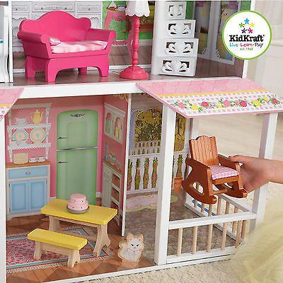 Kidkraft sweet savannah dollhouse furniture 12 barbie life size kidkraft sweet savannah dollhouse furniture 12 barbie life size wooden play set publicscrutiny Choice Image