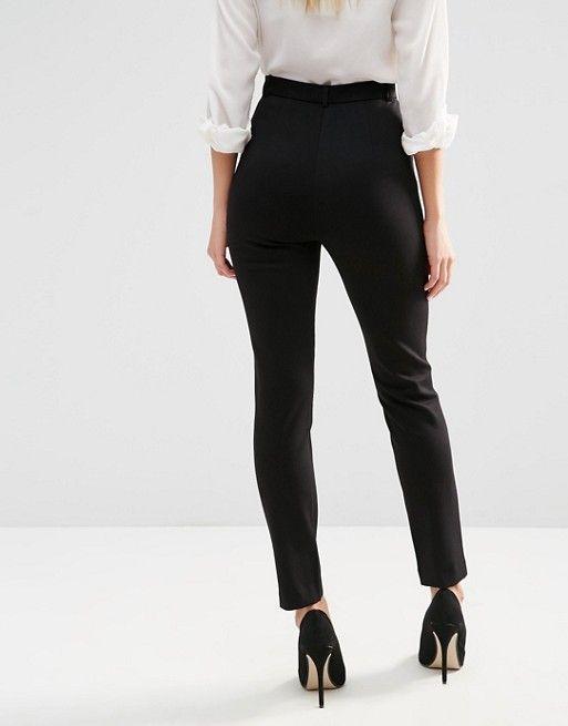 ASOS | ASOS Super High Waist Trouser