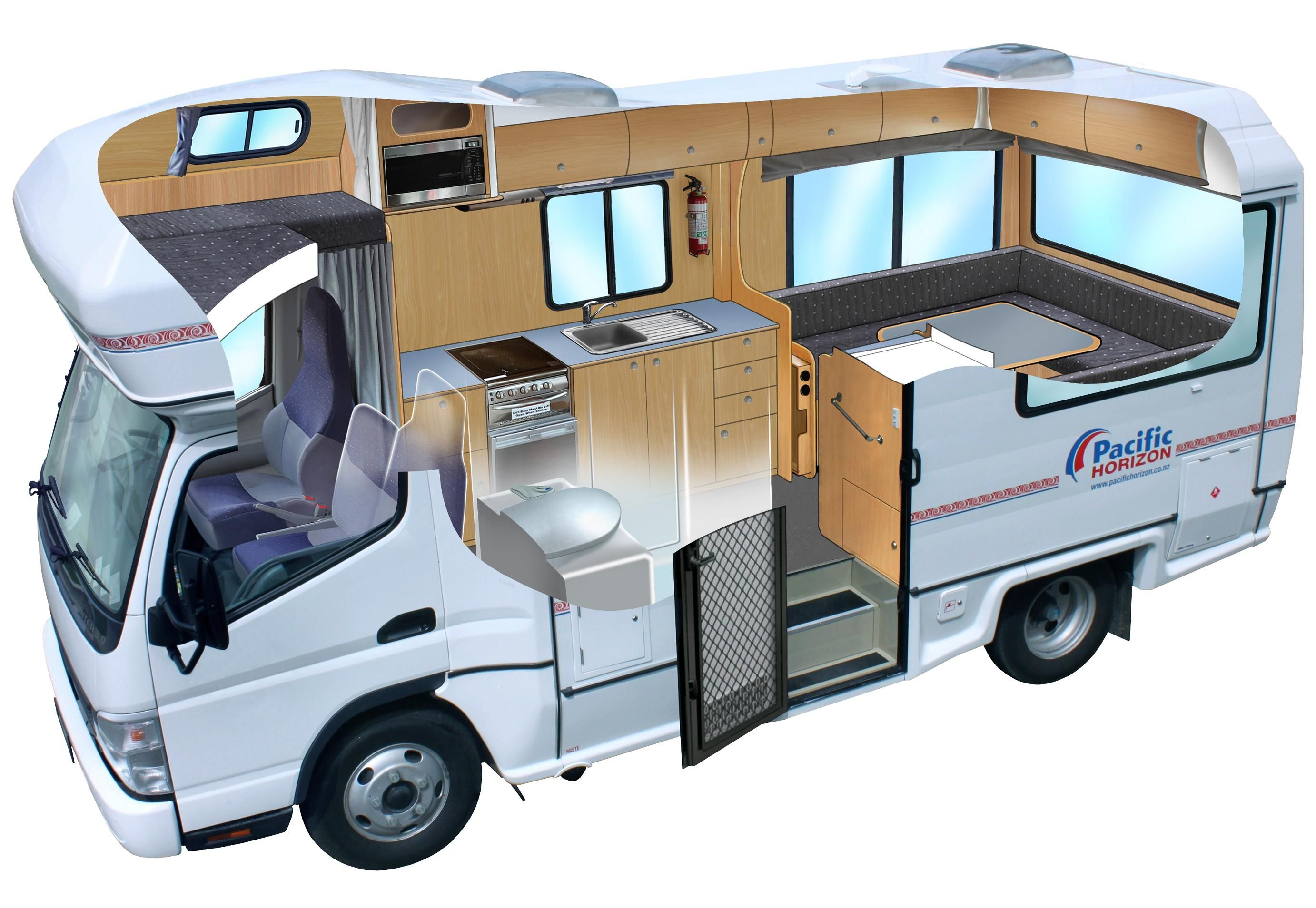 Explorer 4 berth campervan motorhome hire britz nz go check out campervan types pinterest motorhome hire and motorhome