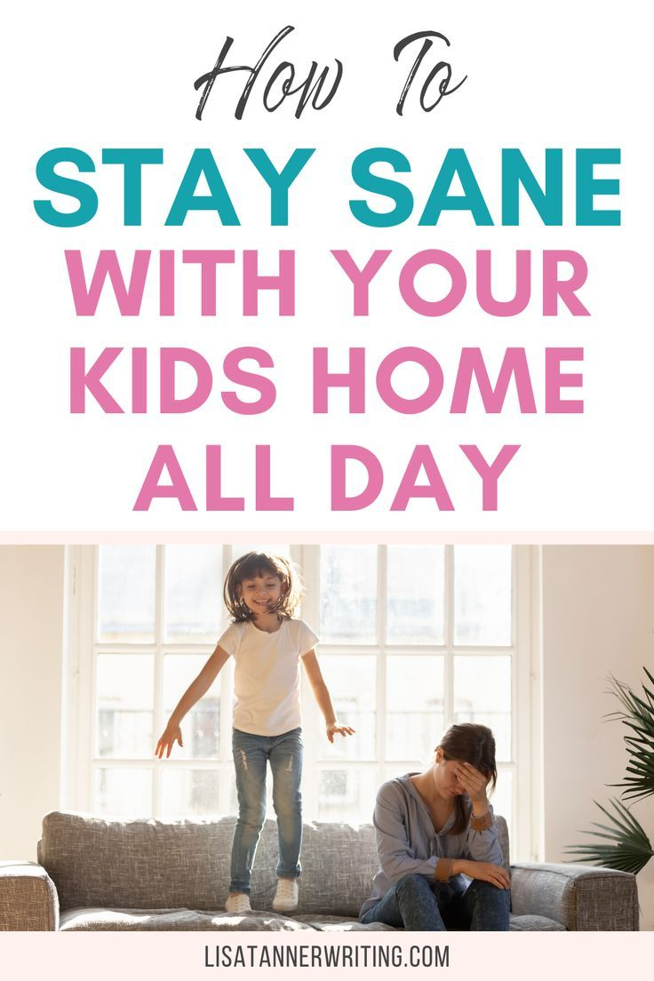 School Closed What to Do with Your Kids Home All Day in