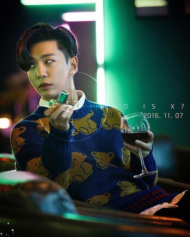 161025 NOIR Teaser Image - Yongguk 😳😳