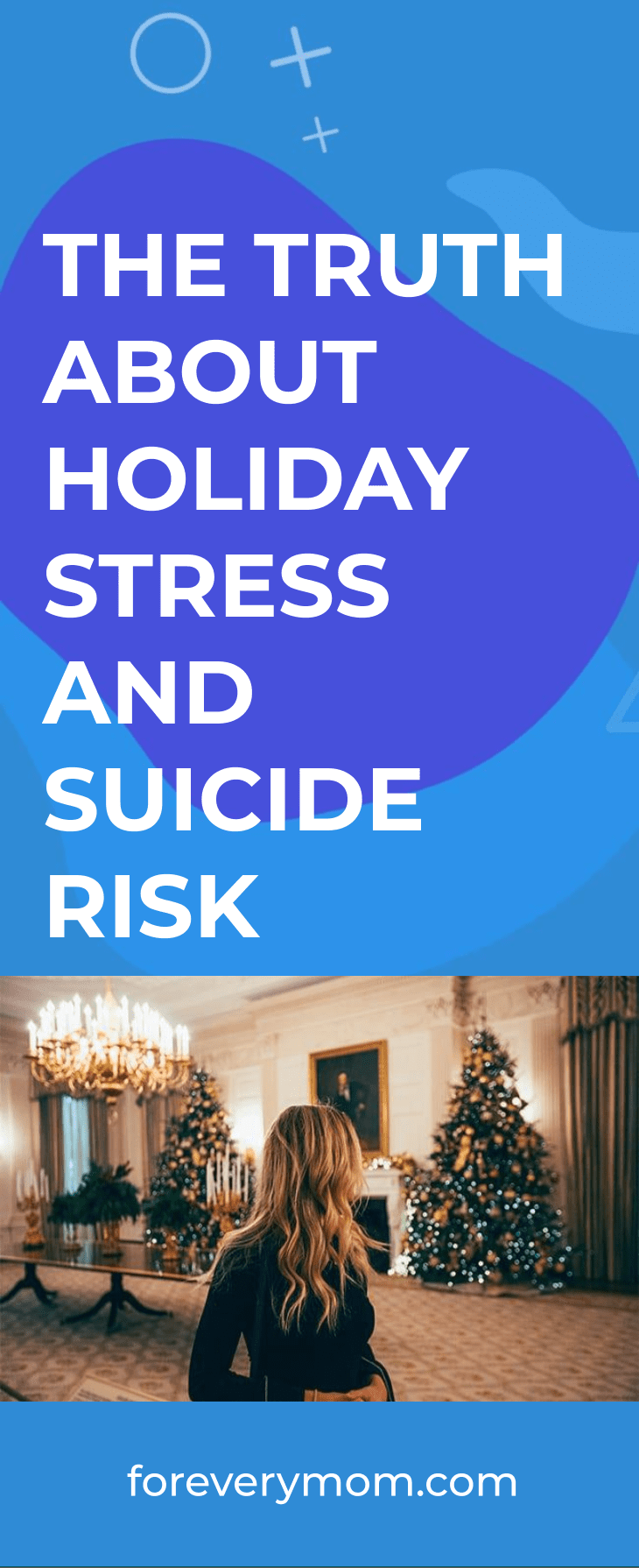 Dealing with traveling, spending more money, being around family…it all adds up to negative holiday stress. So, what is a person to do about all this stress? #HolidayStress #Stress #Christmas #HolidaySeason #Suicide #SuicidePrevention #MentalHealth #MostWonderfulTimeOfTheYear