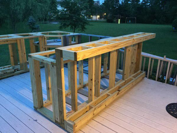 I Want That Diy Outdoor Bar Build Outdoor Kitchen Outdoor Kitchen Plans