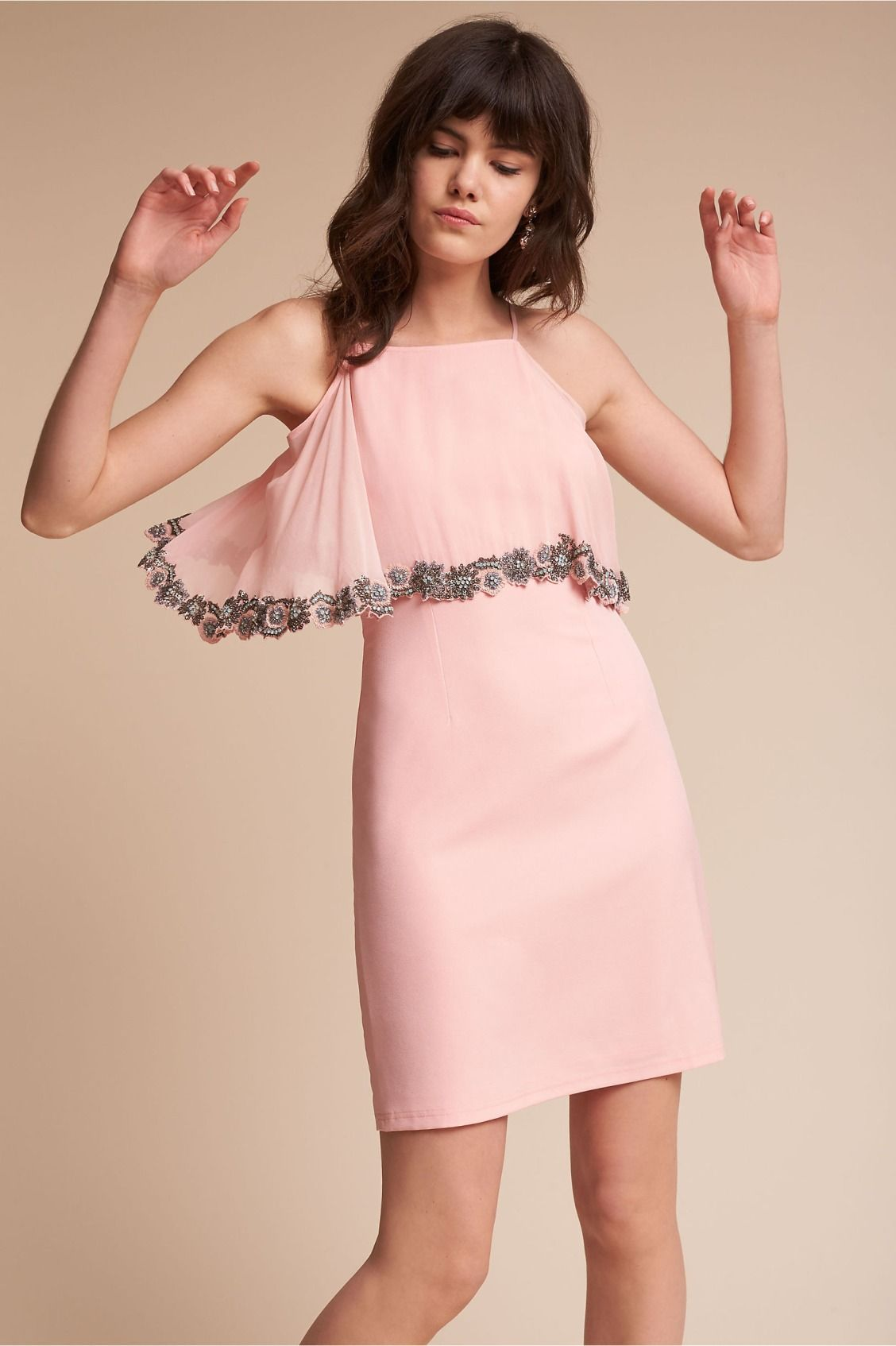 flirty pink | Sun Seeker Dress from BHLDN | Summer Garden Wedding ...