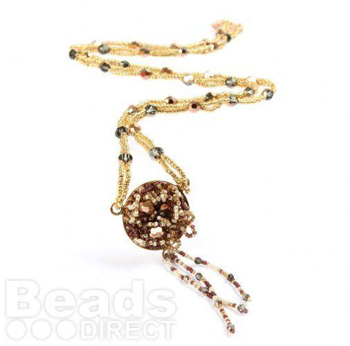 Rich Rose Necklace