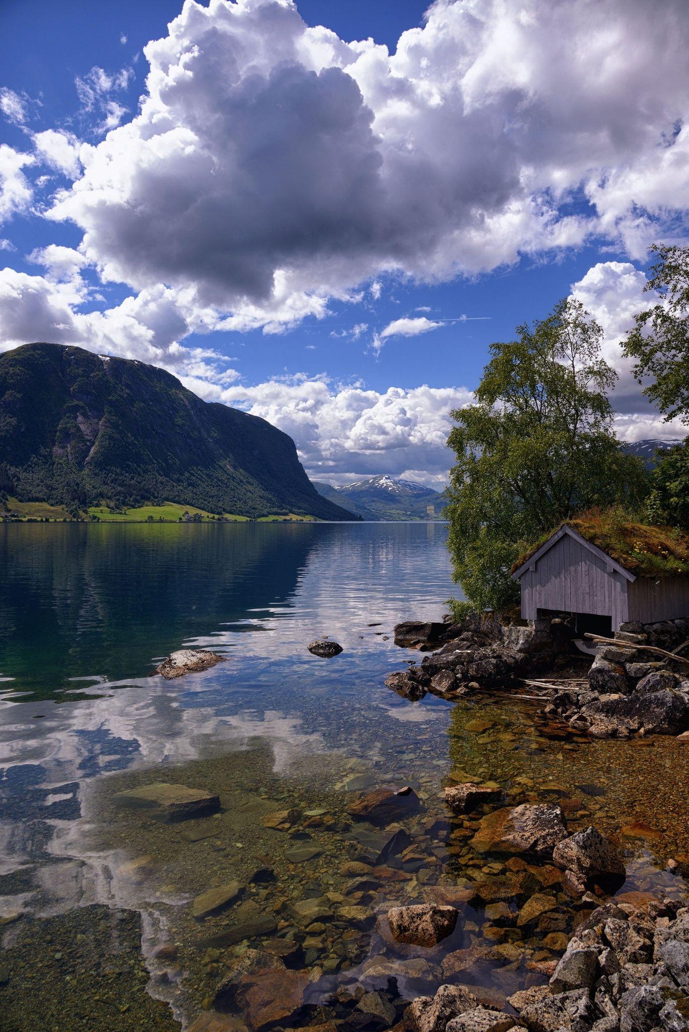 Summer in Norway by Matthew Garrison (subdued)