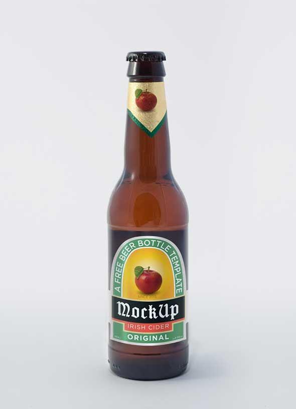 25-Cerveza-Botella-PSD-MockUp PHOTOSHOP- Efectos y más - abel templates psd